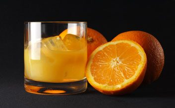 screwdriver orange juice cocktail