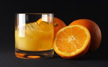 screwdriver orange juice cocktail