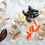 How many calories are in your seafood?