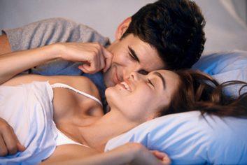sex love bed