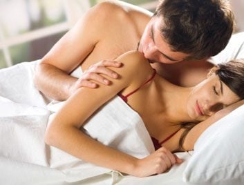 sex intimacy passion couple