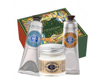 L'Occitane Shea Christmas Essentials