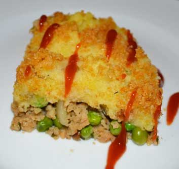 Meatless Monday: Easy (and budget-friendly) Vegan Shepherd's Pie