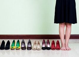 6 ways your shoes are hurting your feet