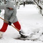 Tips: How to shovel snow safely
