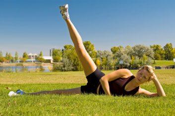 3 exercises to strengthen weak knees