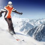 8 ways to become a better skier
