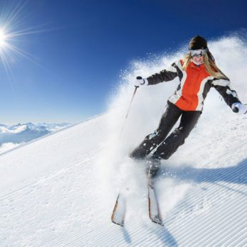 10 Health Benefits of Skiing