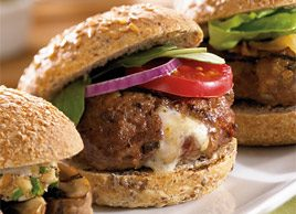 Our best healthy burger recipes