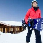 Fitness trend: Snowboarding
