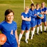 Why sports are good for girls