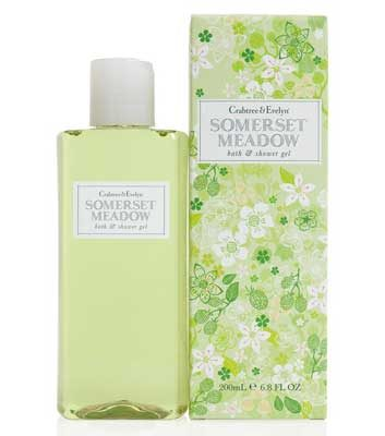 Somerset Meadow Bath and Shower Gel by Crabtree and Evelyn