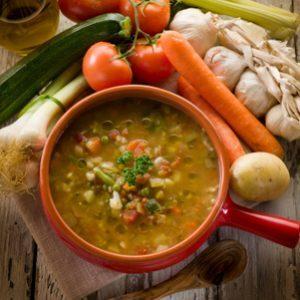 Garden Variety Soup