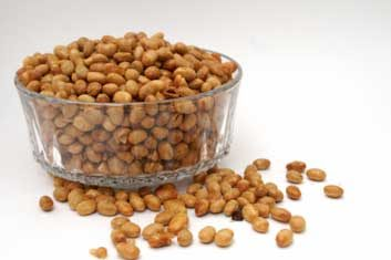 soy nuts
