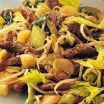 Spicy Stir-Fried Duck