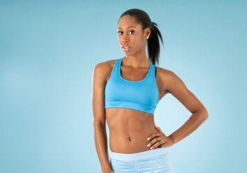 sports bra fitness