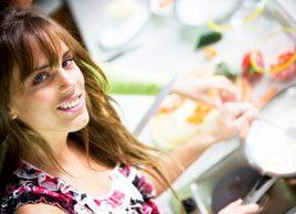 3 healthy spring recipes