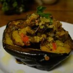 Meatless Monday: Stuffed Acorn Squash
