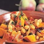 Squash and Chickpea Stew