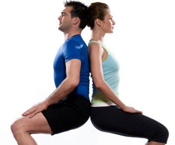 partner squat