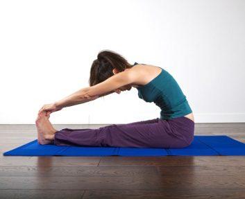 staff pose yoga