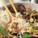 Stir-Fried Beef with Fine Noodles