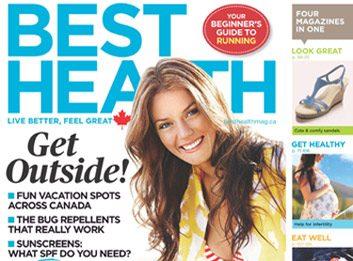 Best Health Magazine: Summer 2010