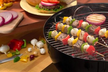 summer cooking bbq