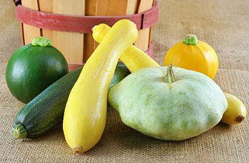 7 healthy ways to eat summer squash