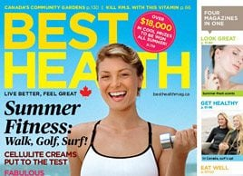 Best Health Magazine: Summer 2009