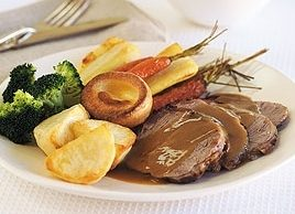 Sunday Special Roast Beef