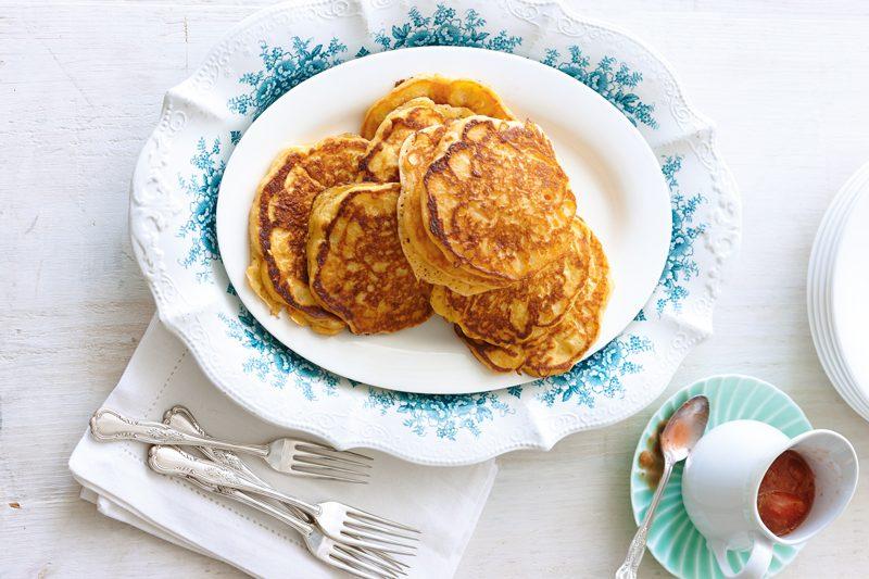 quick and easy breakfast ideas | healthy breakfast | sweet potato pancakes