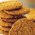 Sweet Whole-Wheat Cookies