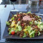 Fit Mom: Yummy Taco Salad