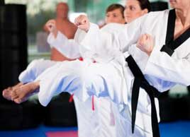Fitness trend: Tae kwon do