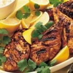 Tandoori-Style Chicken Breasts