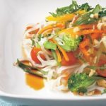 Tangy Noodle Salad