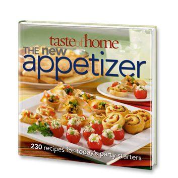 taste of home appetizer