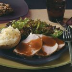 tasteofhome-pork-with-gravy