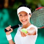 Fitness trend: Tennis