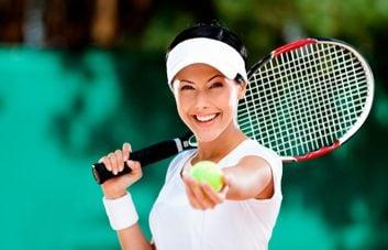 Fitness trend: Tennis