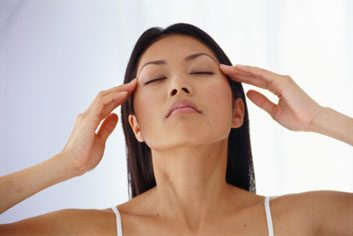tension headache relief pressure points