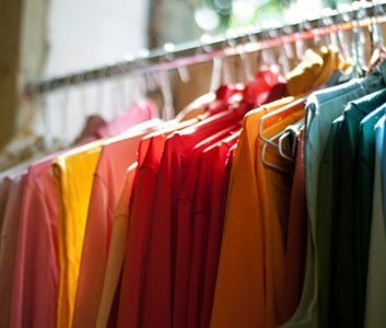 Secrets to shopping at thrift stores