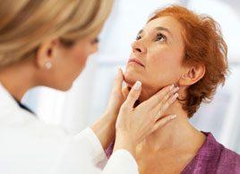 doctor thyroid neck