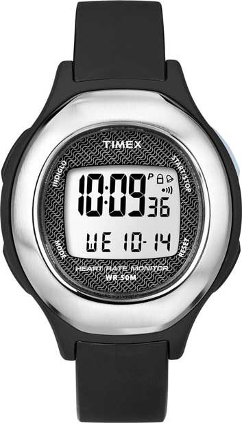 1. Timex Health Touch Contact Heart Rate Monitor
