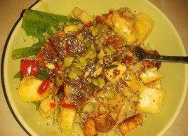 Meatless Monday: Yummy, Healthy Tofu Bowl