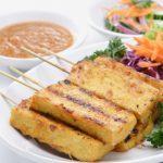 Tofu Satay