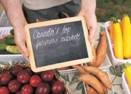 Canada's top farmers' markets 2008