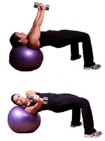 3. Torso Twist on the Ball
