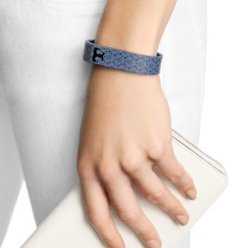 Tory Burch for Fitbit accessories – the prettiest way to track your fitness